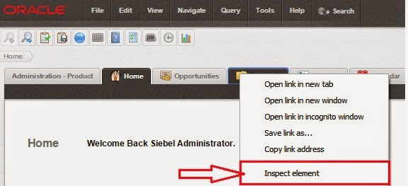 change icons on screen tabs in Siebel Open UI