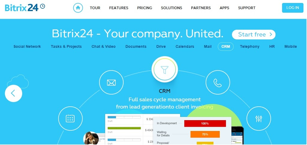 free open source CRM