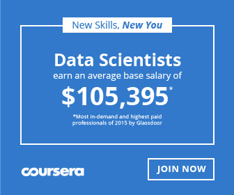 Coursera data scientist vertical