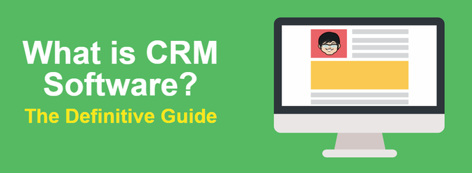 what is crm software what does crm stand for